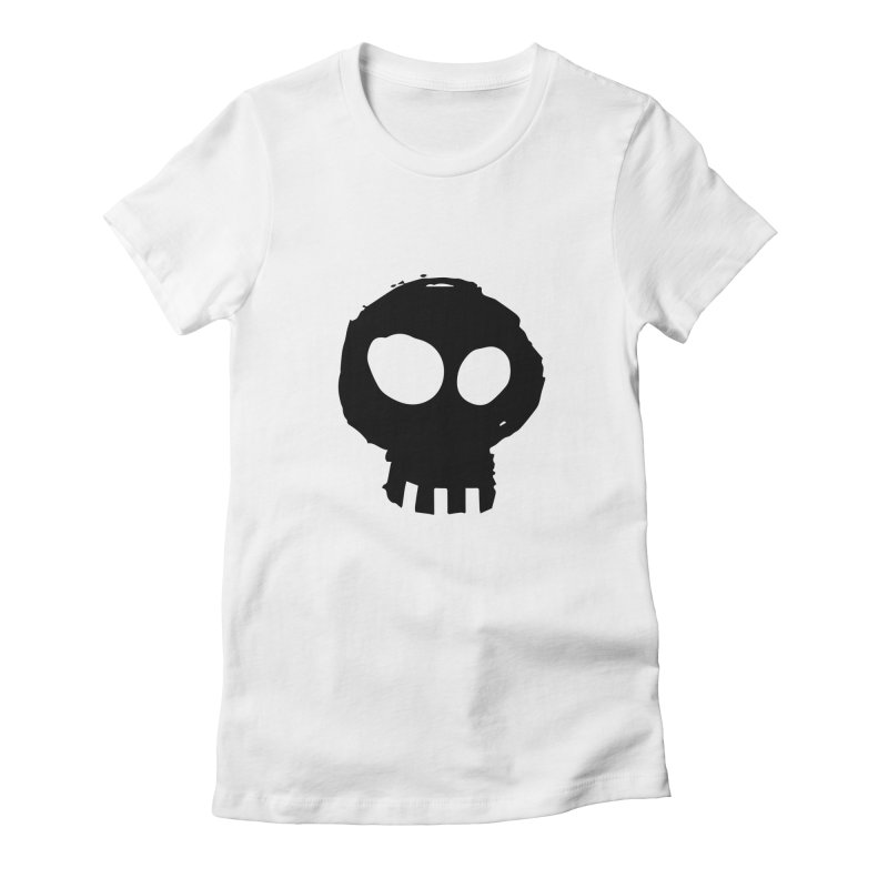 Mori Women's Fitted T-Shirt by Kristin Tipping