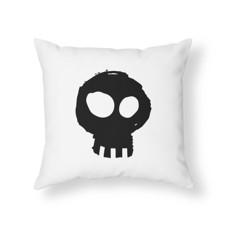 Mori Home Throw Pillow by Kristin Tipping