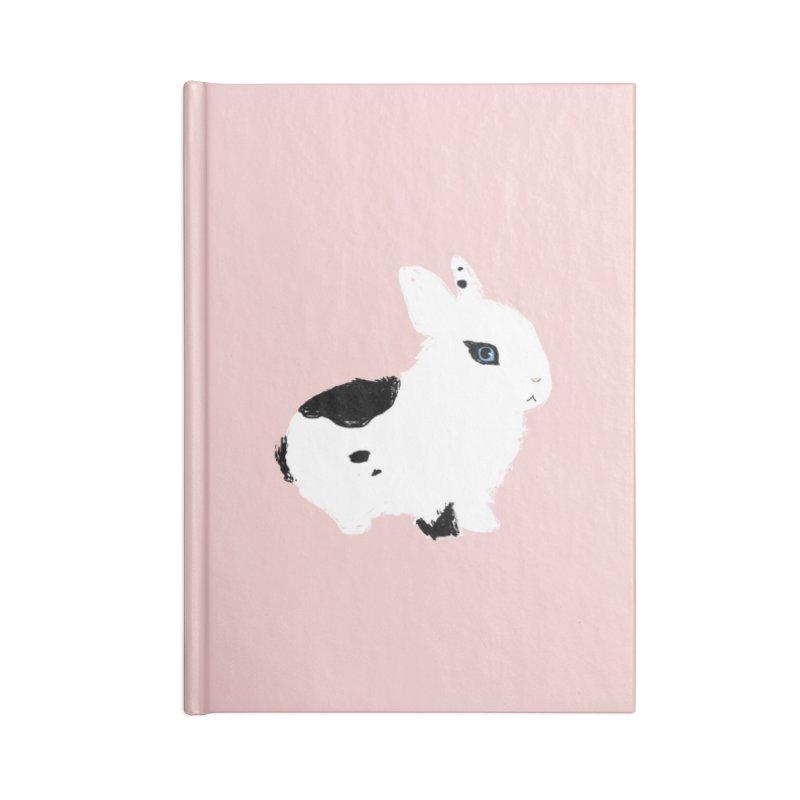 Patchwork Bun Accessories Notebook by kristintipping's Artist Shop