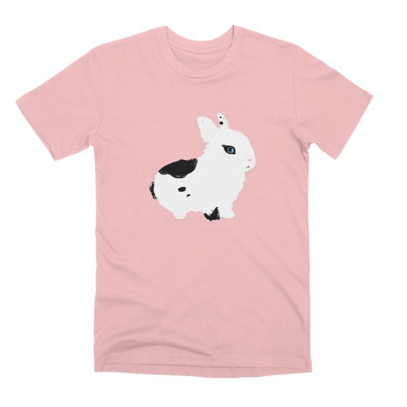 Patchwork Bun Men's Premium T-Shirt by kristintipping's Artist Shop