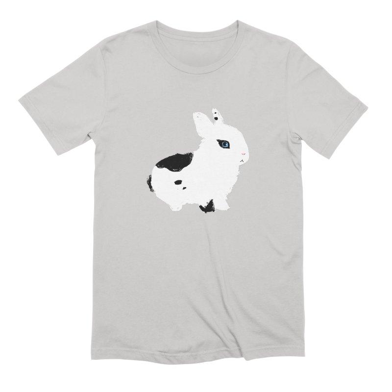 Patchwork Bun Men's Extra Soft T-Shirt by Kristin Tipping