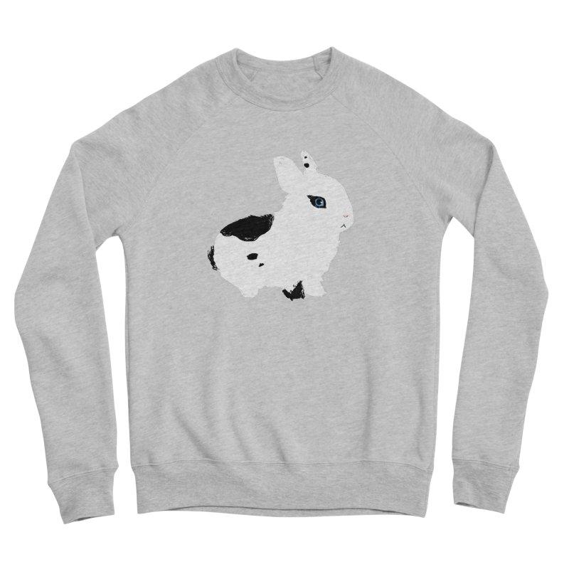 Patchwork Bun Men's Sponge Fleece Sweatshirt by kristintipping's Artist Shop