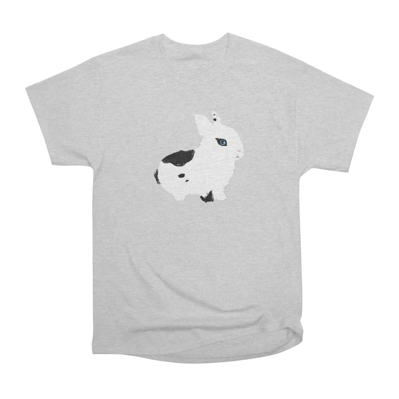 Patchwork Bun Women's Heavyweight Unisex T-Shirt by Kristin Tipping