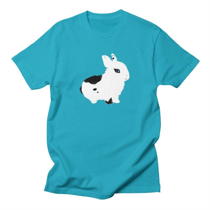 Patchwork Bun Men's T-Shirt by Kristin Tipping