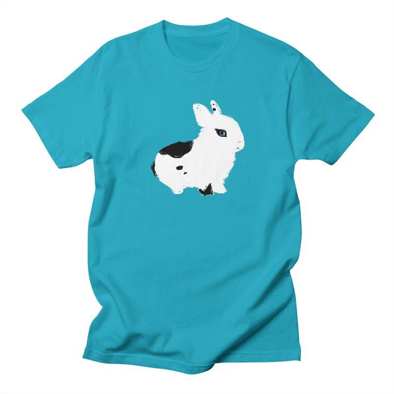 Patchwork Bun Men's Regular T-Shirt by Kristin Tipping