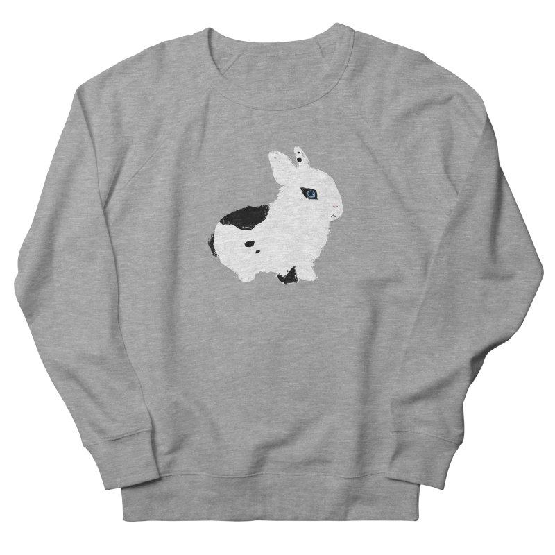 Patchwork Bun Men's French Terry Sweatshirt by kristintipping's Artist Shop