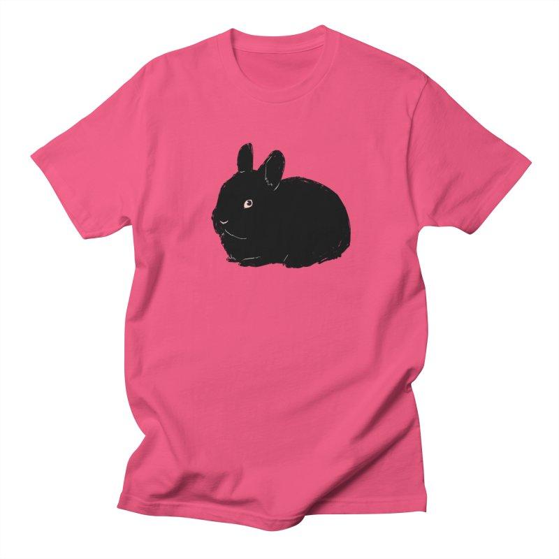 Goth Bun Women's Regular Unisex T-Shirt by Kristin Tipping