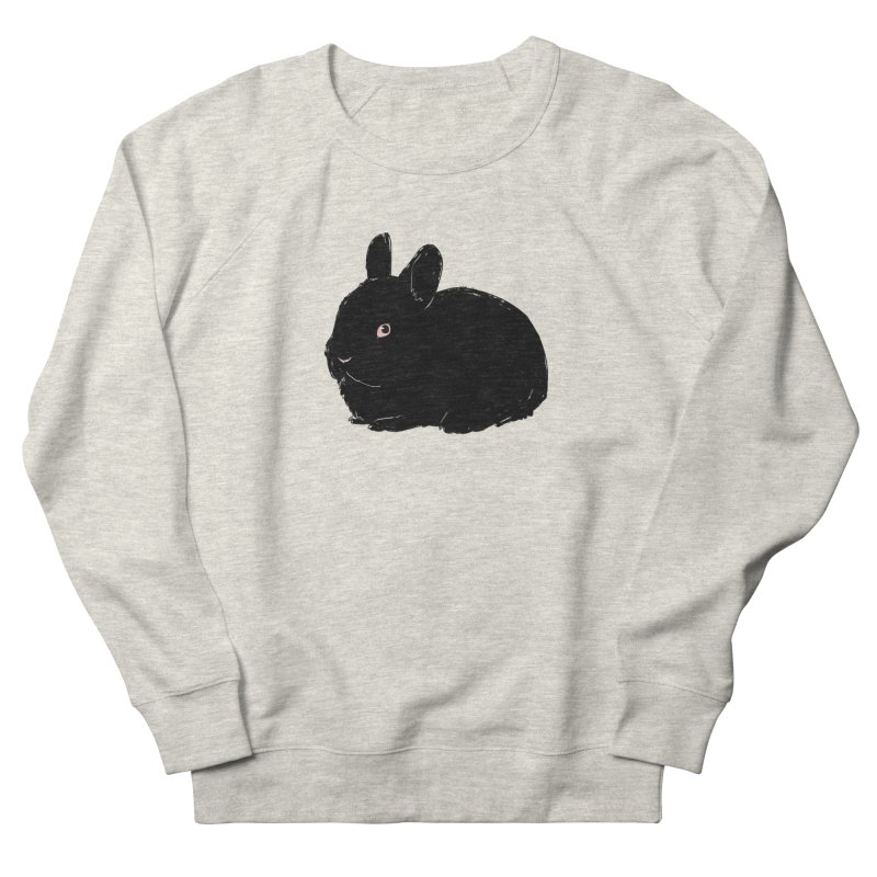 Goth Bun Women's Sweatshirt by Kristin Tipping