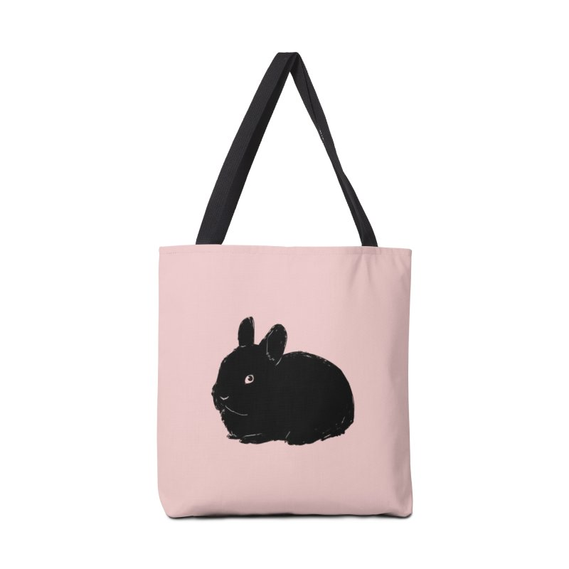 Goth Bun Accessories Bag by kristintipping's Artist Shop