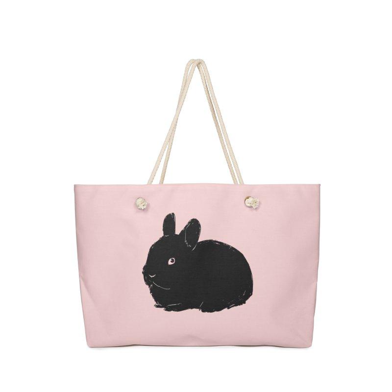 Goth Bun Accessories Bag by Kristin Tipping