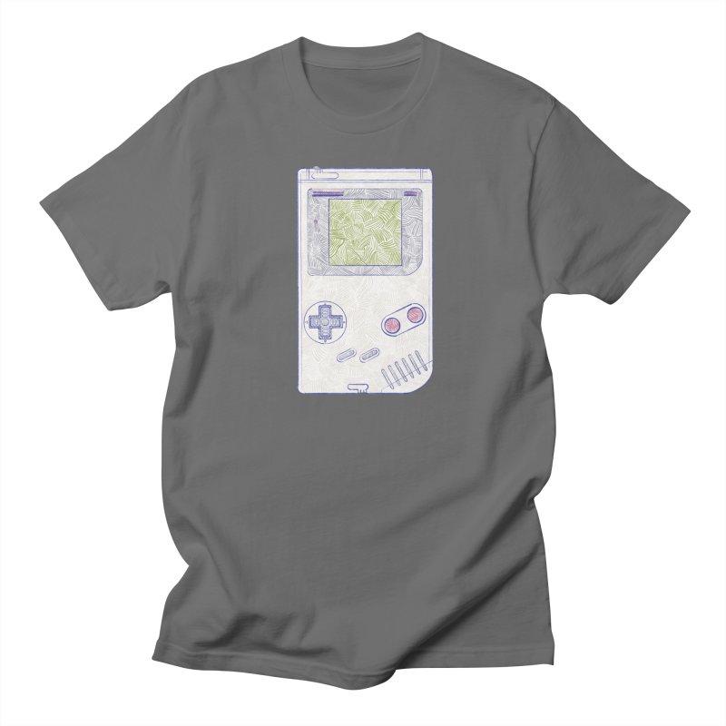 89 Handheld Men's T-Shirt by Krist Norsworthy Art & Design
