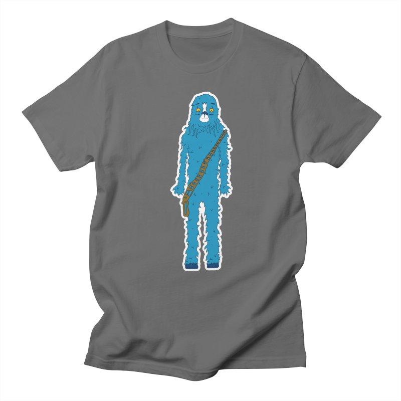 Bluebacca Men's T-Shirt by Krist Norsworthy Art & Design