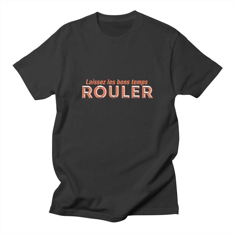 Hot Boudin (Louisiana Signs Series) Men's T-Shirt by Krist Norsworthy Art & Design