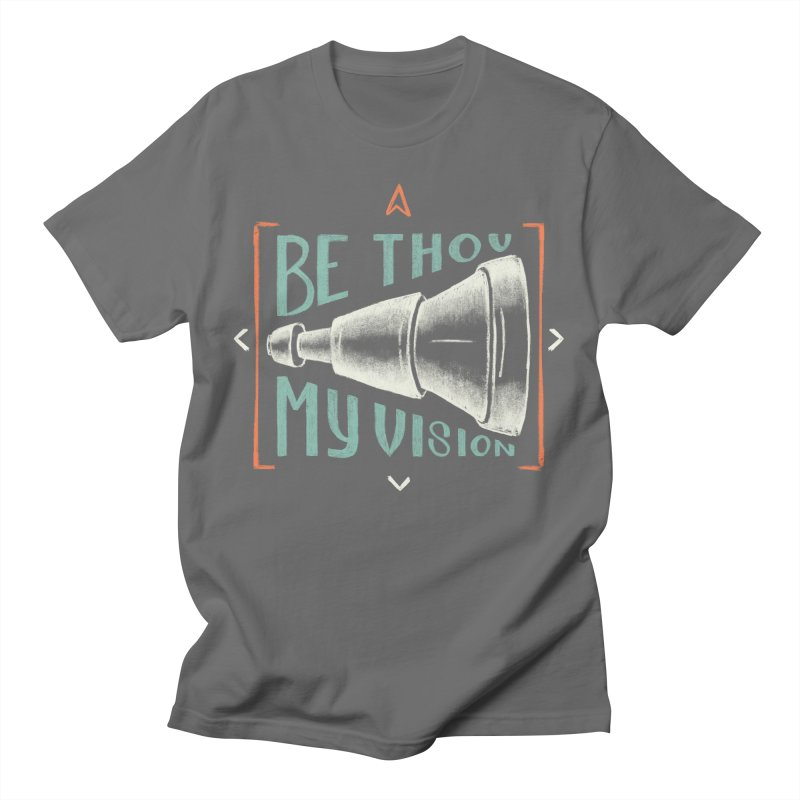 Be Thou My Vision Men's T-Shirt by Krist Norsworthy Art & Design