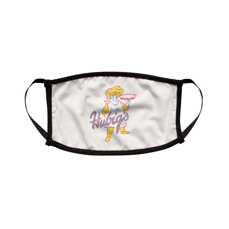 Hubig's New Orleans Pies Accessories Face Mask by Krist Norsworthy Art & Design