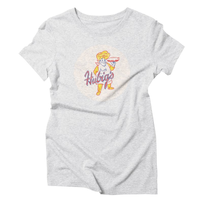 Hubig's New Orleans Pies Women's T-Shirt by Krist Norsworthy Art & Design