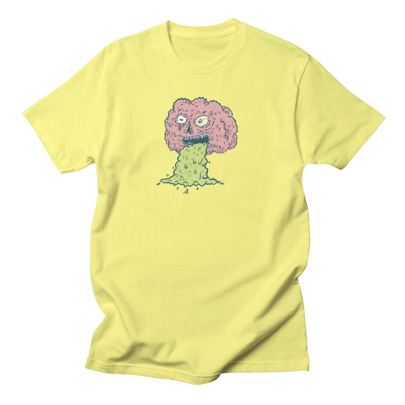 Brain Dump Men's T-Shirt by Krist Norsworthy Art & Design