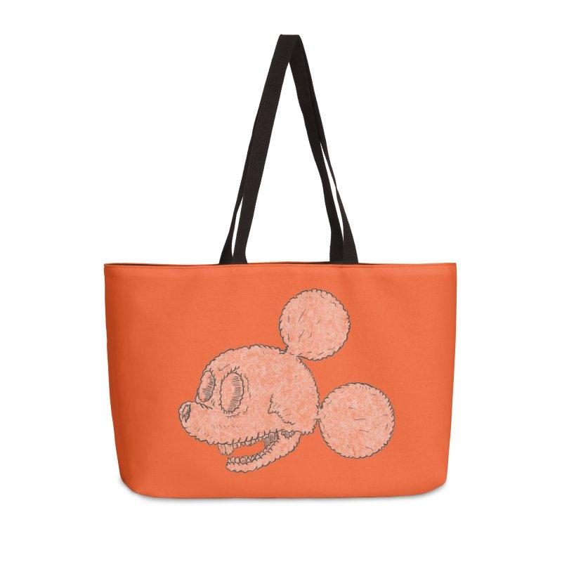 Dead Mouse Accessories Bag by Krist Norsworthy Art & Design