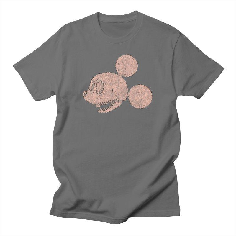 Dead Mouse Men's T-Shirt by Krist Norsworthy Art & Design