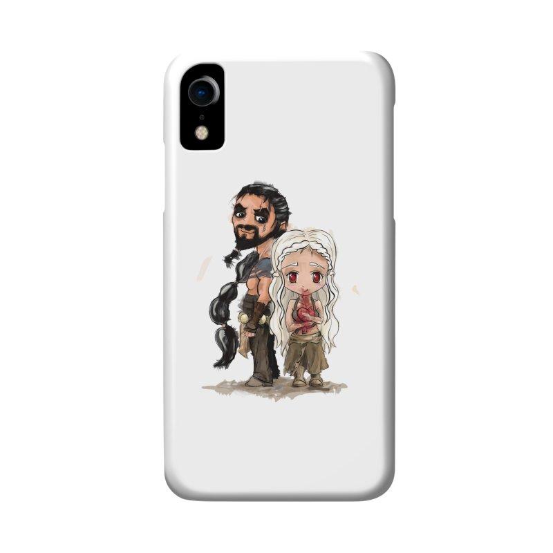 best service 001d4 b639d Khaleesi and Khal Drogo | kristy's Artist Shop