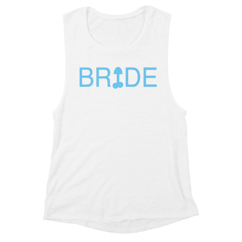 Bachelorette Party Women's Tank by Kristy and Luke's Shop of Mostly Horrible Things
