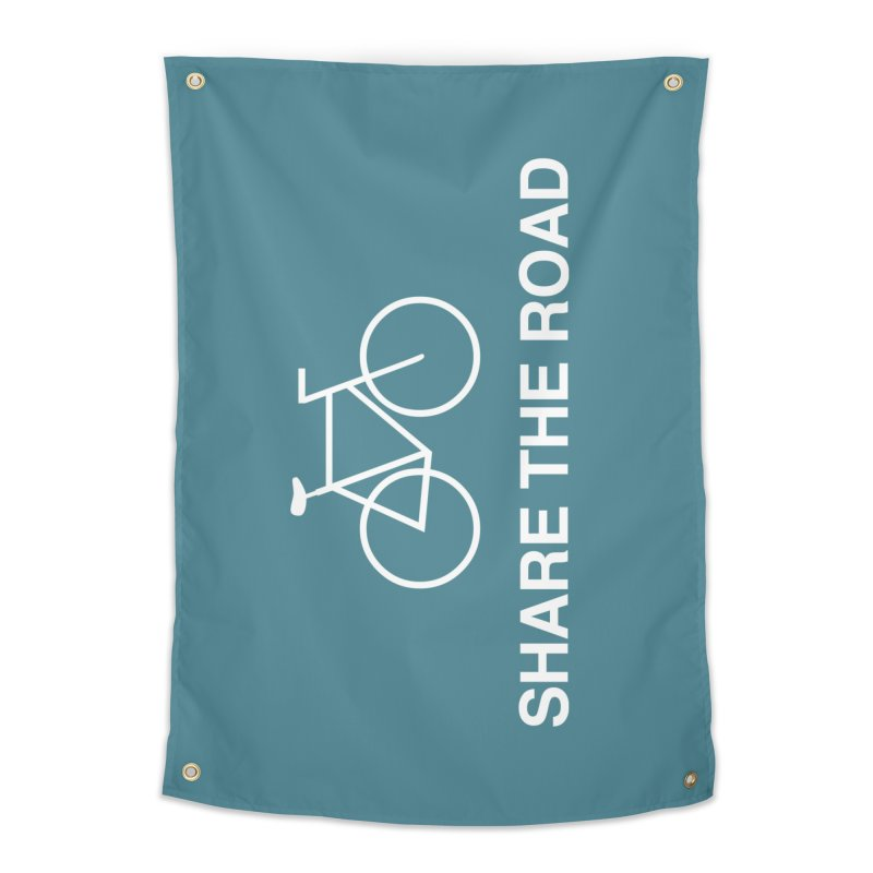 Share the Road Home Tapestry by Kristy and Luke's Shop of Mostly Horrible Things
