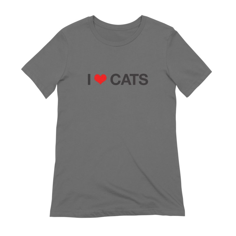 Cat Lady Women's T-Shirt by Kristy and Luke's Shop of Mostly Horrible Things