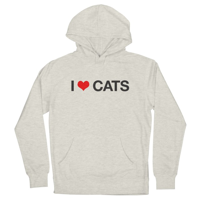 Cat Lady Women's Pullover Hoody by Kristy and Luke's Shop of Mostly Horrible Things