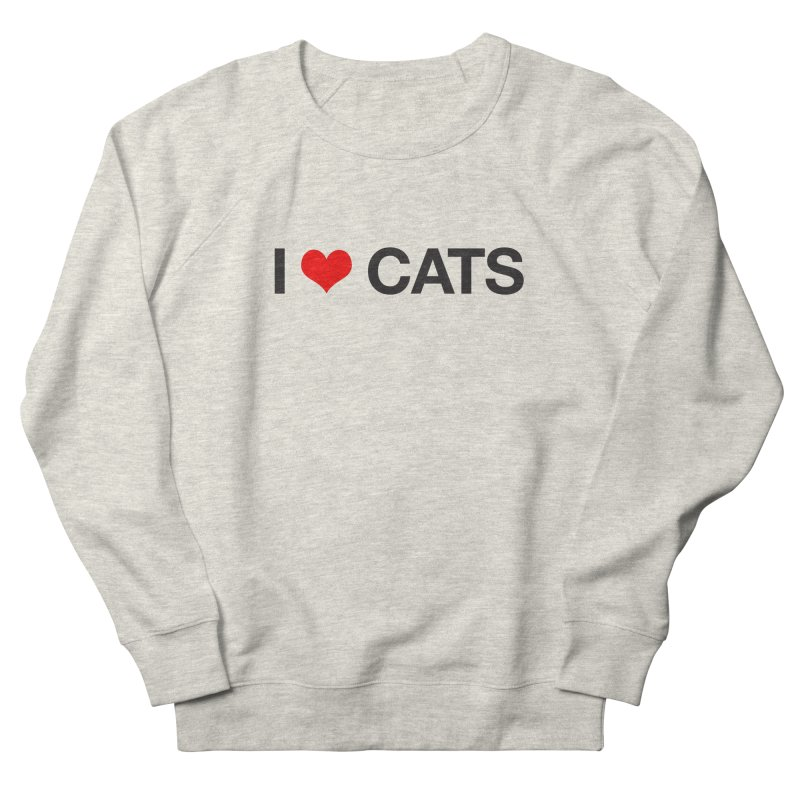 Cat Lady Women's Sweatshirt by Kristy and Luke's Shop of Mostly Horrible Things