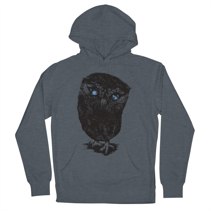 Zeus Men's Pullover Hoody by Kristy Boisvert