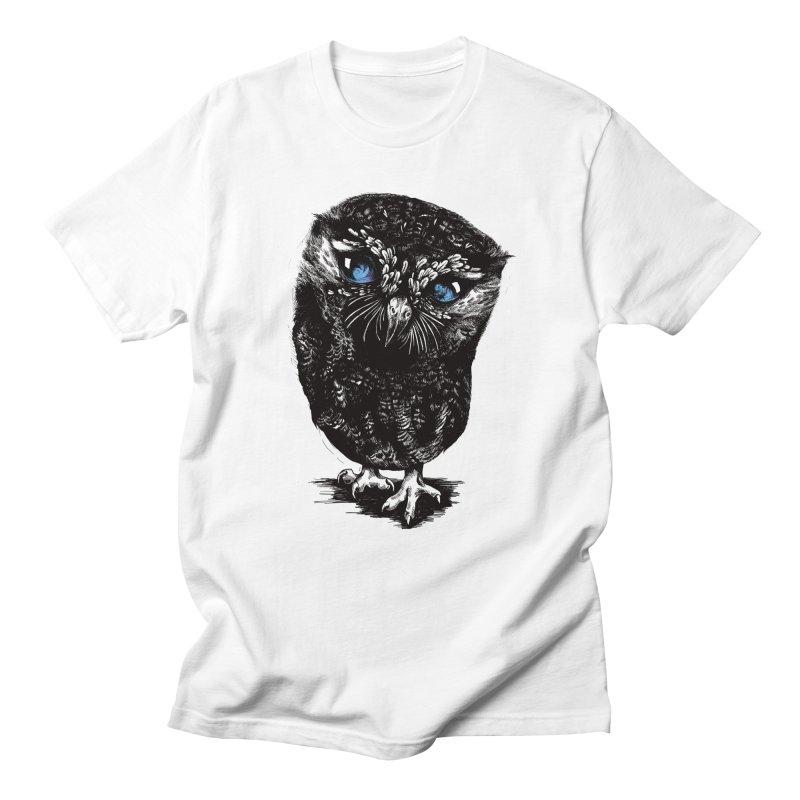 Zeus Men's T-Shirt by Kristy Boisvert