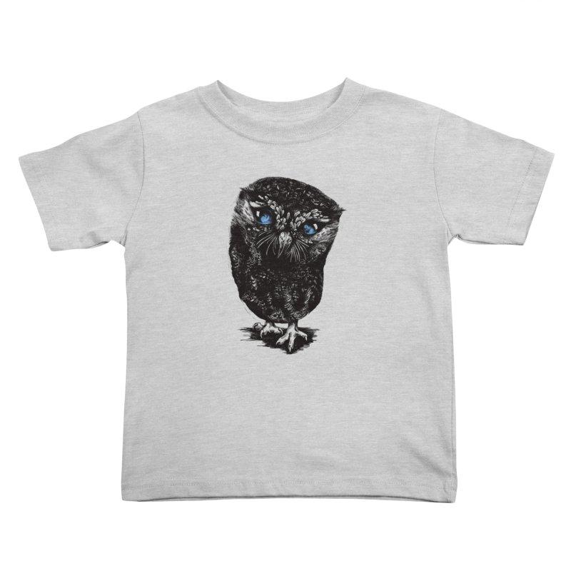 Zeus Kids Toddler T-Shirt by Kristy Boisvert