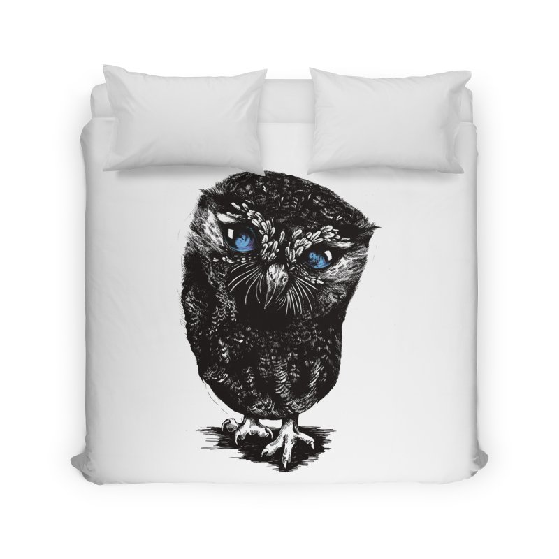 Zeus Home Duvet by Kristy Boisvert