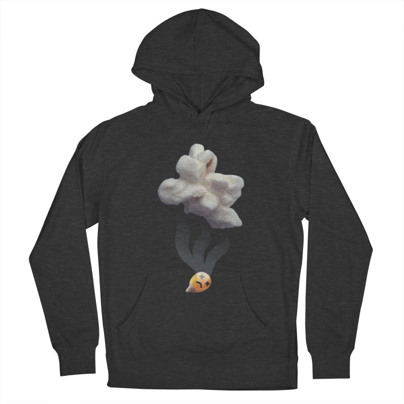 Popped Corn Men's Pullover Hoody by KrizanDS