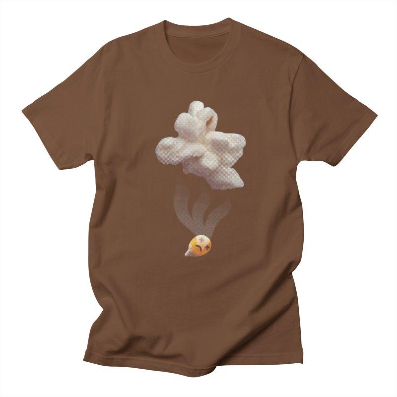 Popped Corn Women's Unisex T-Shirt by KrizanDS