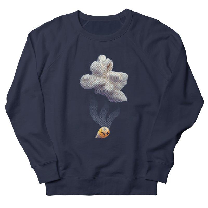 Popped Corn Men's Sweatshirt by KrizanDS