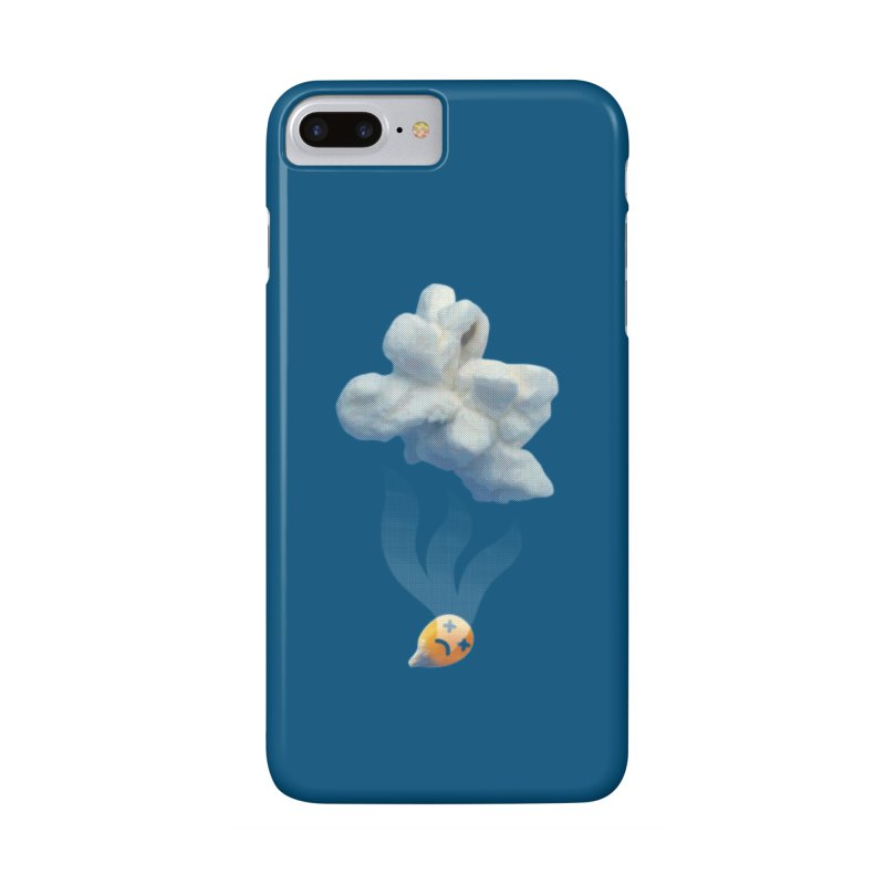 Popped Corn Accessories Phone Case by KrizanDS