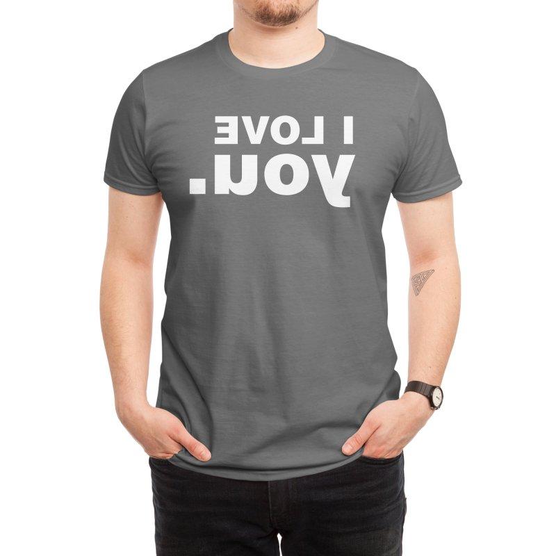 Love Yourself Men's T-Shirt by krobilad's Shop