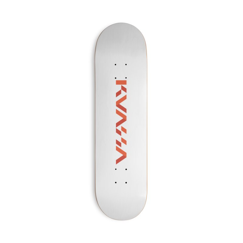 Kuassa Logo Accessories Skateboard by Kuassa Shop
