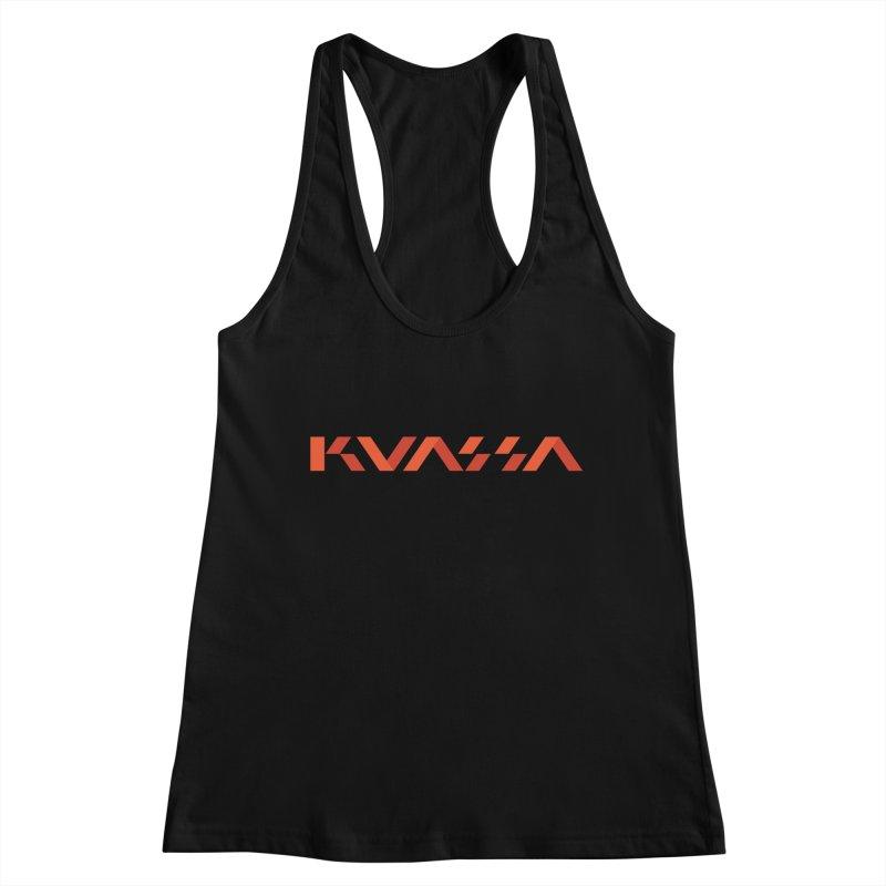 Kuassa Logo Women's Tank by Kuassa Shop