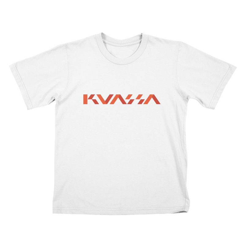 Kuassa Logo Kids T-Shirt by Kuassa Shop