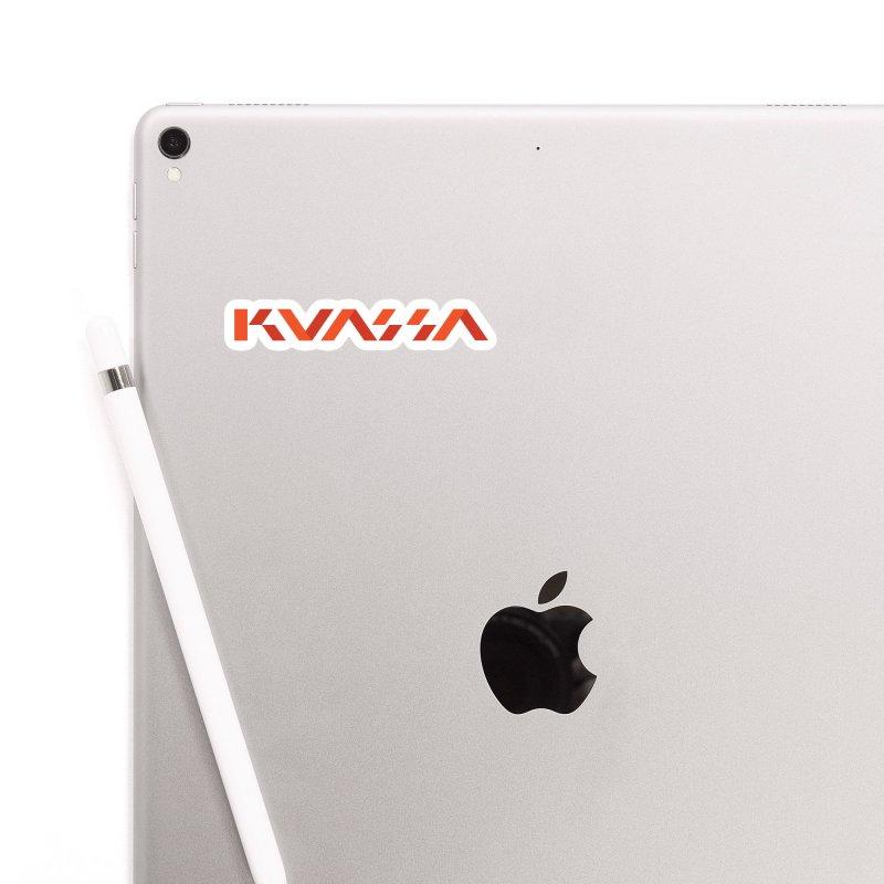Kuassa Logo Accessories Sticker by Kuassa Shop