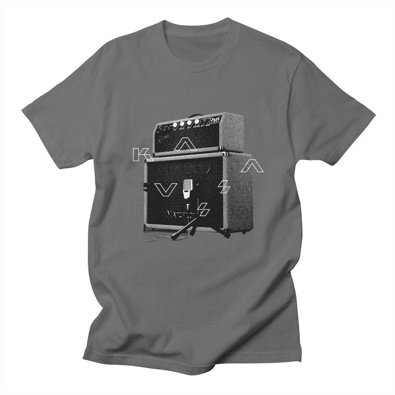 Monochrome Matchlock Men's T-Shirt by Kuassa Shop