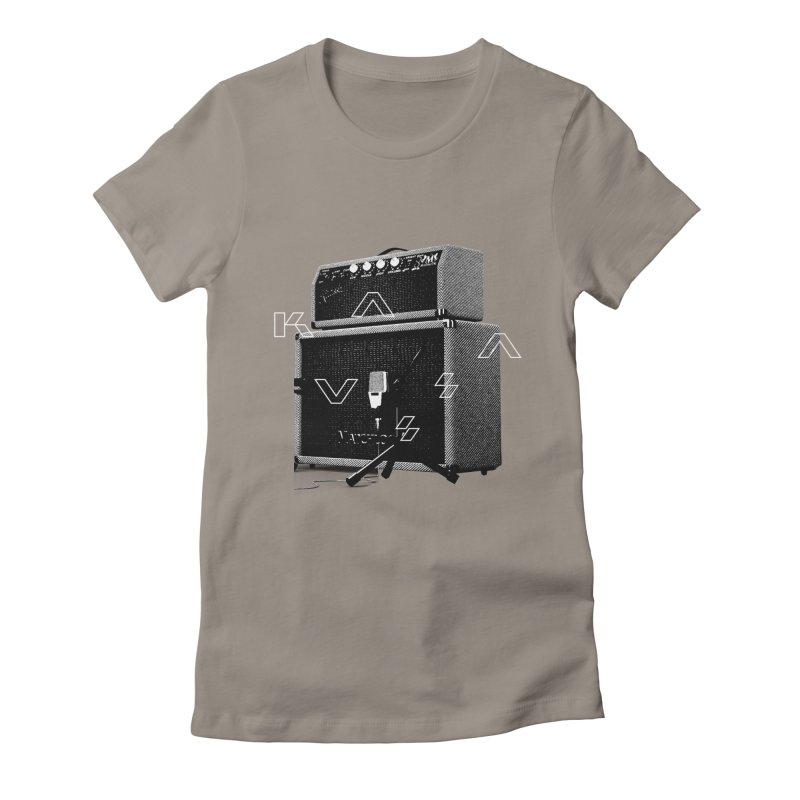 Monochrome Matchlock Women's T-Shirt by Kuassa Shop
