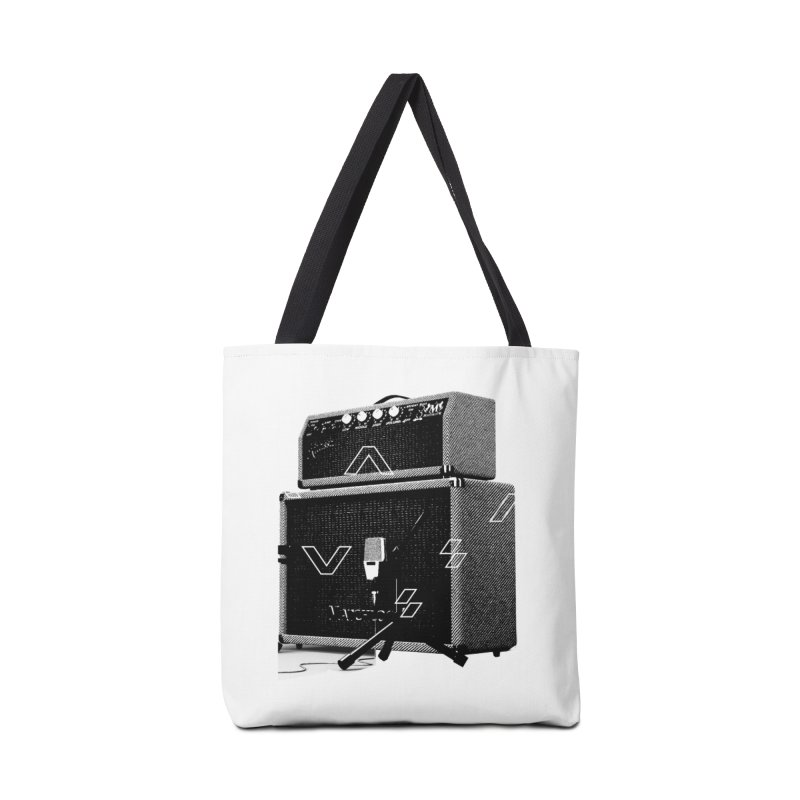 Monochrome Matchlock Accessories Bag by Kuassa Shop