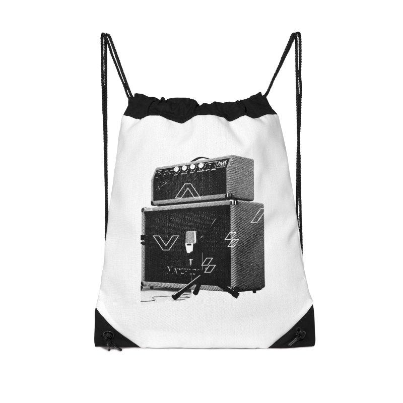 Monochrome Matchlock Accessories Bag by Kuassa Shop