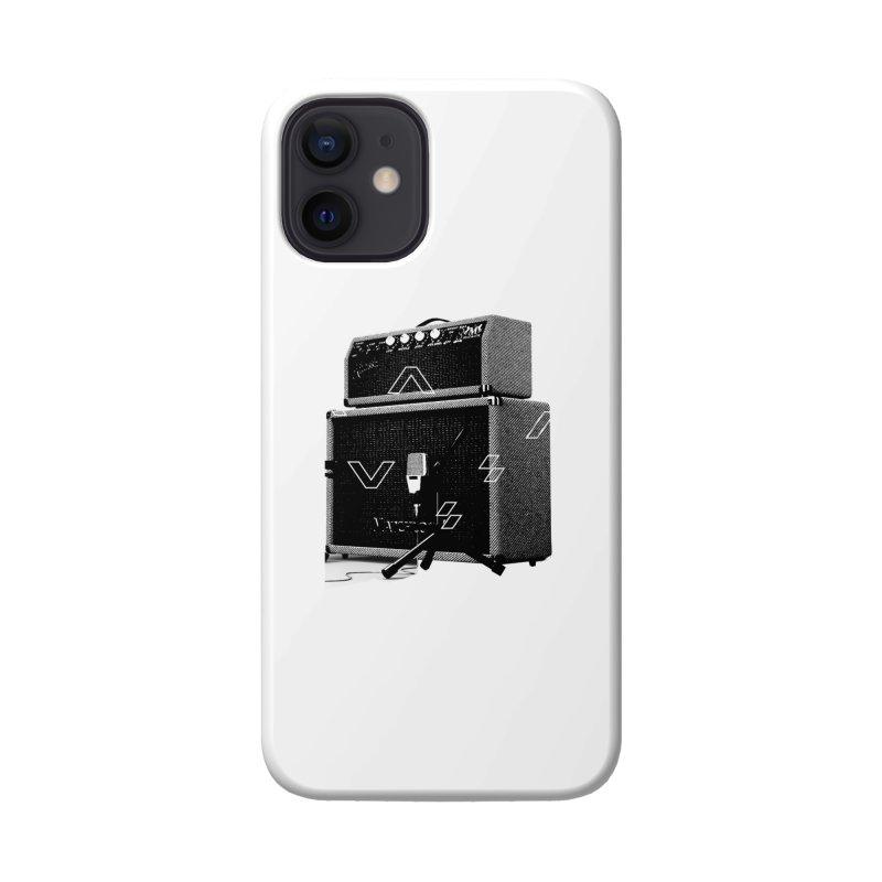 Monochrome Matchlock Accessories Phone Case by Kuassa Shop