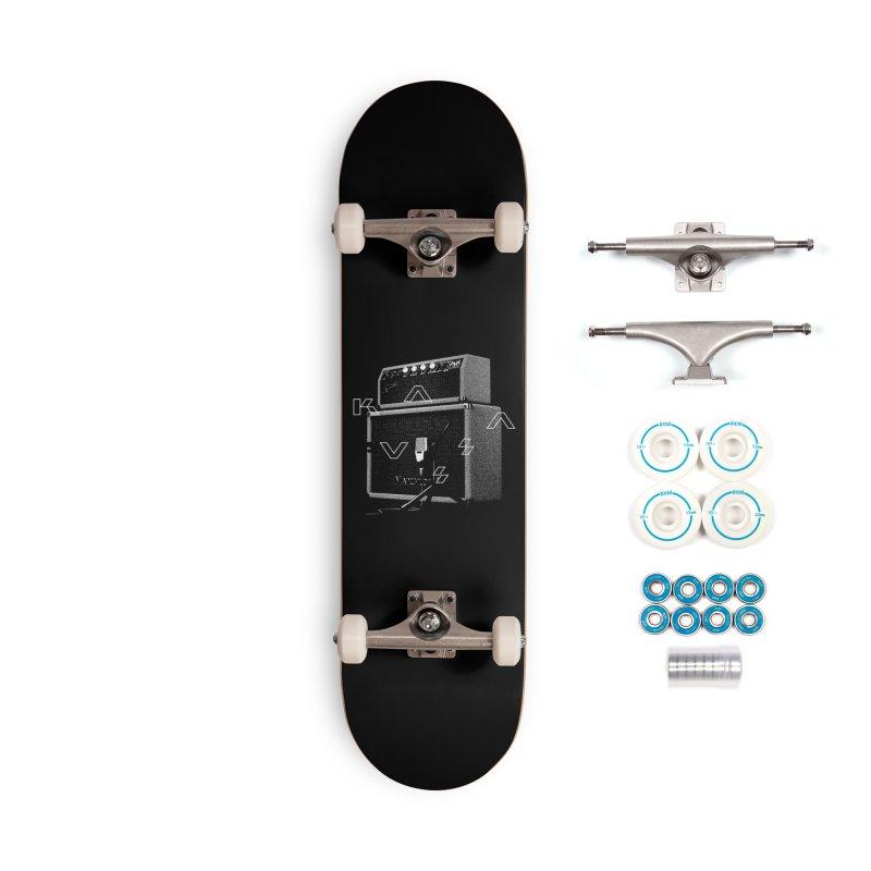 Monochrome Matchlock Accessories Skateboard by Kuassa Shop