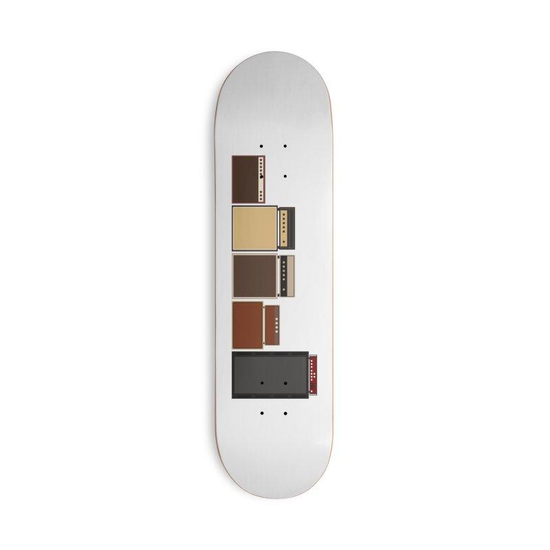 Kuassa Amplifikation Accessories Skateboard by Kuassa Shop