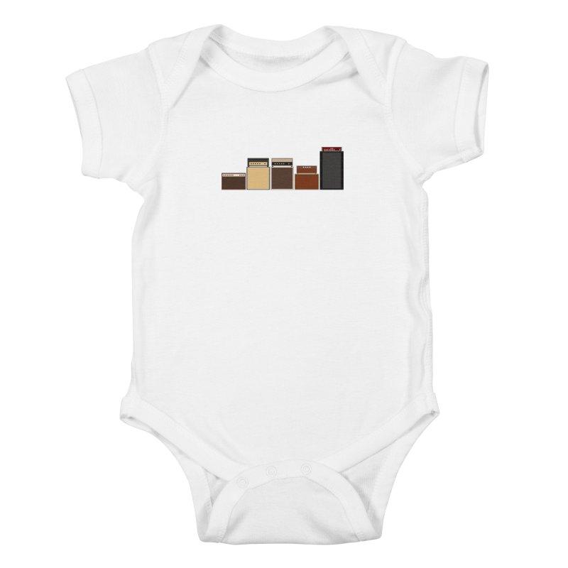 Kuassa Amplifikation Kids Baby Bodysuit by Kuassa Shop